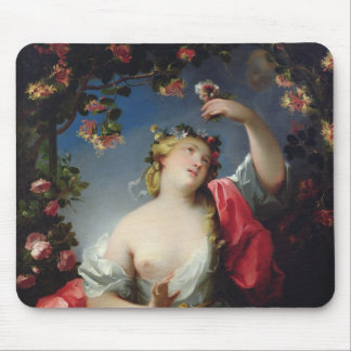 Summer, 1717 mouse pad