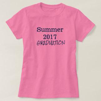 SUMMER 2017 GRADUATION T-Shirt