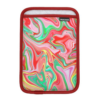 Summer Abstract2 - ipad mini sleeve