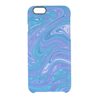 Summer Abstract - iphone case clear