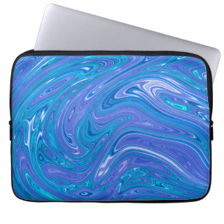 Summer Abstract Laptop Sleeve