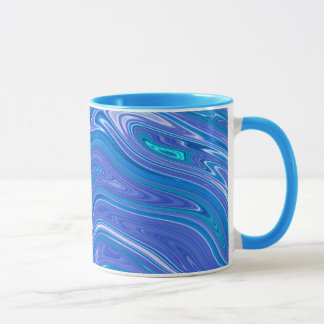 Summer Abstract Mug