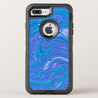 Summer Abstract OtterBox Defender iPhone 7 Plus Case