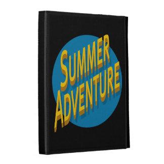 Summer Adventure iPad Folio Cases