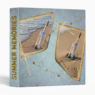 Summer Album 3 Ring Binder