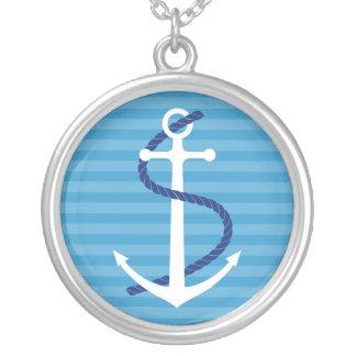 Summer Anchor Necklace