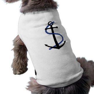 Summer Anchor Pet Clothing