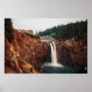 Summer at the Falls Poster