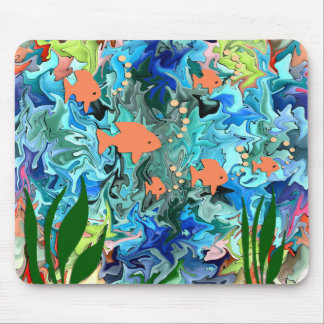 Summer at the Pond.... Mouse Pad