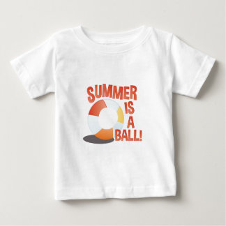 Summer Ball Baby T-Shirt