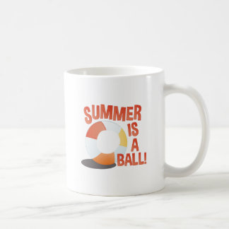 Summer Ball Coffee Mug