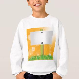 summer banner sweatshirt