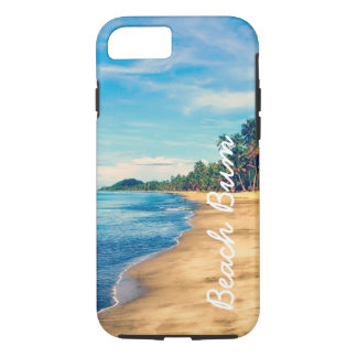 Summer Beach Bum Ocean iPhone 7 case