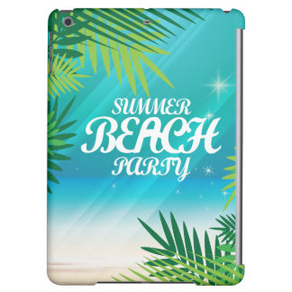 Summer Beach Party Cover For iPad Air