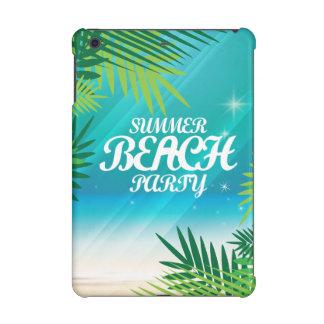 Summer Beach Party iPad Mini Retina Covers