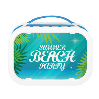 Summer Beach Party Lunchboxes
