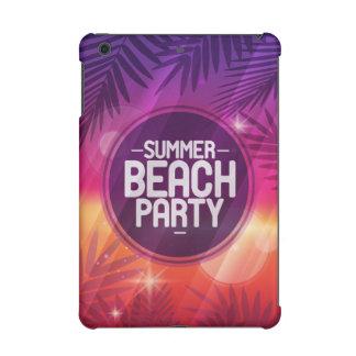 Summer Beach Party Night iPad Mini Case