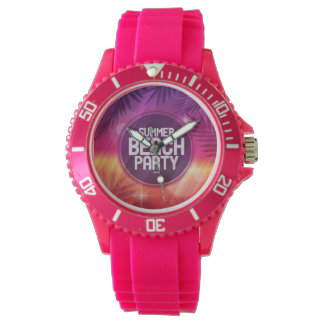 Summer Beach Party Night Watches