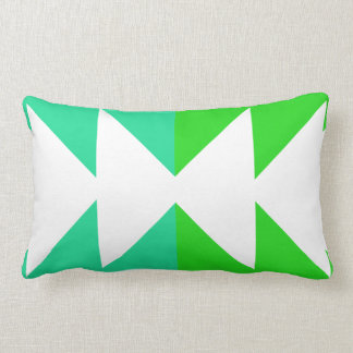 Summer Beach Pillows Travel Lime Aqua Designer