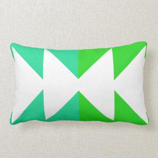 Summer Beach Pillows Travel Lime Aqua Designer
