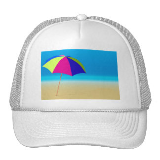 Summer Beach Trucker Hat