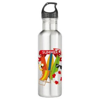 Summer Beach Watersports 710 Ml Water Bottle