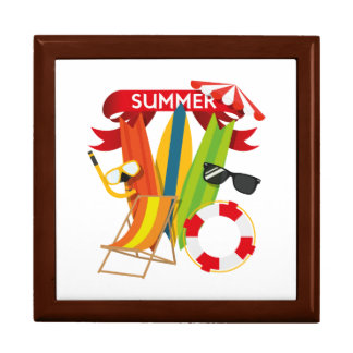 Summer Beach Watersports Gift Box