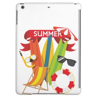Summer Beach Watersports iPad Air Case