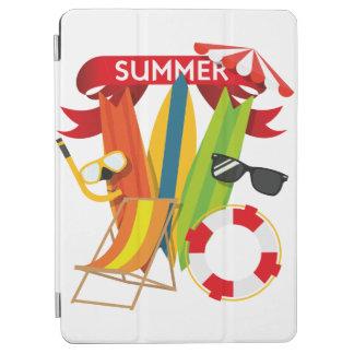 Summer Beach Watersports iPad Air Cover