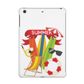 Summer Beach Watersports iPad Mini Case