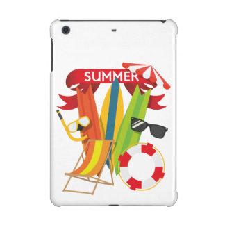 Summer Beach Watersports iPad Mini Retina Cover