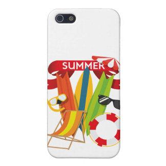 Summer Beach Watersports iPhone 5 Case