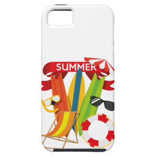 Summer Beach Watersports iPhone 5 Covers
