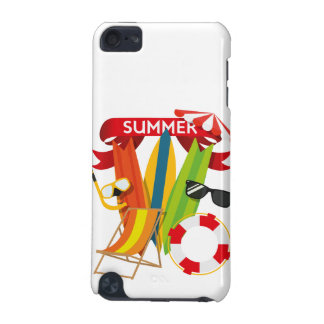 Summer Beach Watersports iPod Touch (5th Generation) Case