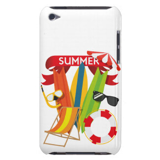 Summer Beach Watersports iPod Touch Covers