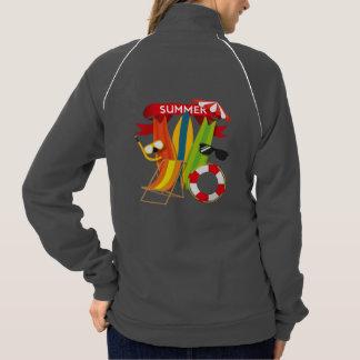 Summer Beach Watersports Jacket