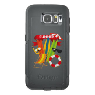 Summer Beach Watersports OtterBox Samsung Galaxy S6 Case