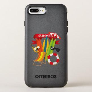 Summer Beach Watersports OtterBox Symmetry iPhone 8 Plus/7 Plus Case