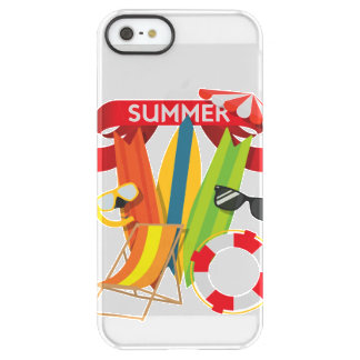 Summer Beach Watersports Permafrost® iPhone SE/5/5s Case