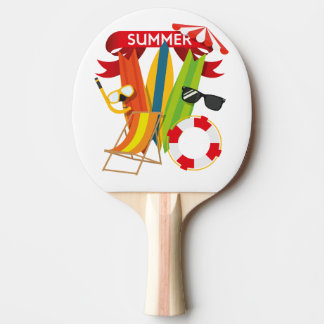 Summer Beach Watersports Ping Pong Paddle