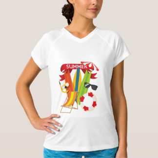 Summer Beach Watersports T-Shirt