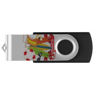 Summer Beach Watersports USB Flash Drive
