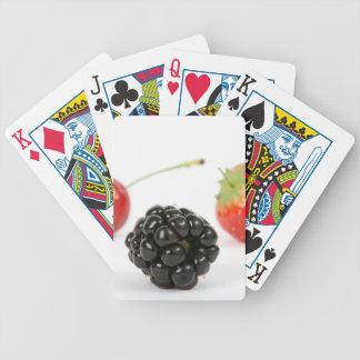 Summer Berries Poker Deck