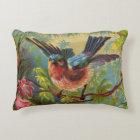 Summer Bluebird Accent Pillow