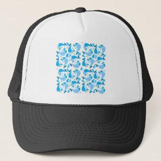 Summer Blues Trucker Hat