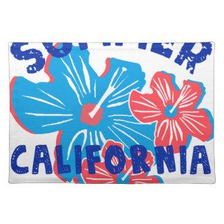 summer california placemat