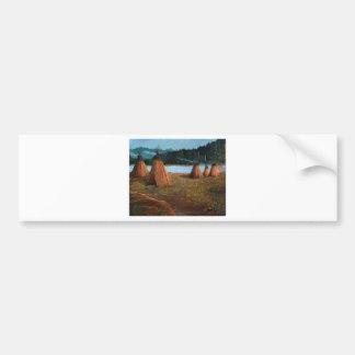 Summer Camp Bumper Sticker