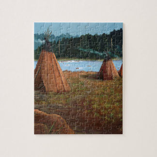 Summer Camp Jigsaw Puzzle