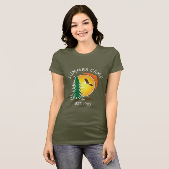 Summer Camp - MzSandino T-Shirt