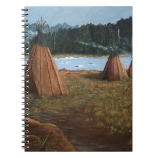 Summer Camp Notebook